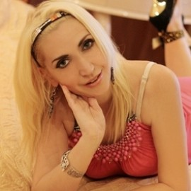 Nice bride Inna, 44 yrs.old from Berdyansk, Ukraine