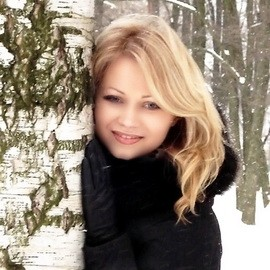 Charming girlfriend Ekaterina, 36 yrs.old from Saint Petersburg, Russia