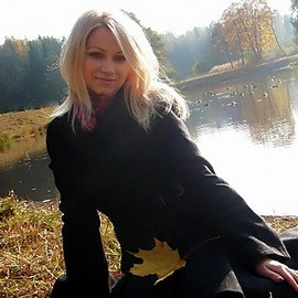 Gorgeous miss Ekaterina, 35 yrs.old from Saint Petersburg, Russia
