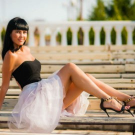 Charming mail order bride Yulia, 37 yrs.old from Sevastopol, Russia