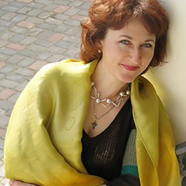 Beautiful mail order bride Juliana, 55 yrs.old from Pskov, Russia