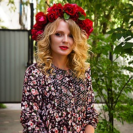 Single pen pal Lana, 35 yrs.old from Pskov, Russia