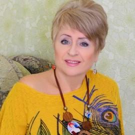 Pretty wife Elena, 70 yrs.old from Berdyansk, Ukraine