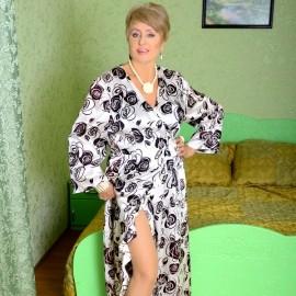 Charming girl Elena, 70 yrs.old from Berdyansk, Ukraine