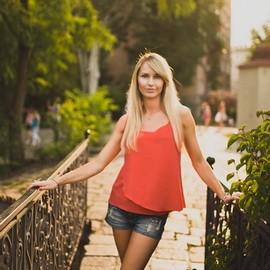 Amazing wife Elena, 38 yrs.old from Odessa, Ukraine