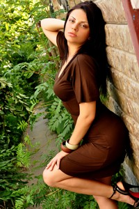 Charming wife Viktoria, 26 yrs.old from Kharkov, Ukraine