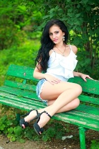 Pretty bride Lyubov, 23 yrs.old from Odessa, Ukraine
