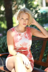 Nice wife Yuliya, 33 yrs.old from Simferopol, Ukraine