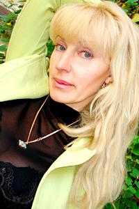 Charming pen pal Elena, 55 yrs.old from Odessa, Ukraine