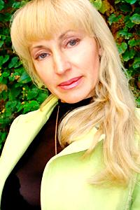Nice wife Elena, 55 yrs.old from Odessa, Ukraine