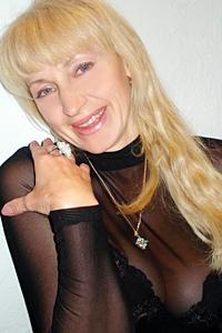 Beautiful girlfriend Elena, 55 yrs.old from Odessa, Ukraine
