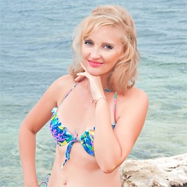 Nice wife Evelina, 46 yrs.old from Sevastopol, Russia