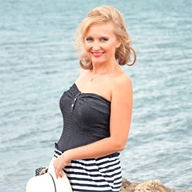 Hot mail order bride Evelina, 47 yrs.old from Sevastopol, Russia