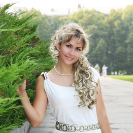 Amazing wife Marina, 39 yrs.old from Poltava, Ukraine