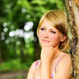 Beautiful bride Oksana, 37 yrs.old from Poltava, Ukraine