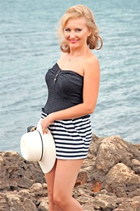 Hot mail order bride Evelina, 44 yrs.old from Sevastopol, Ukraine