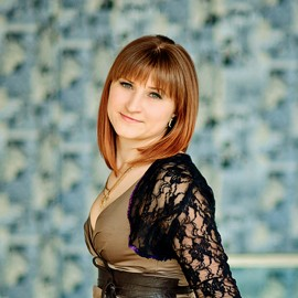 Beautiful girlfriend Angelika, 40 yrs.old from Poltava, Ukraine