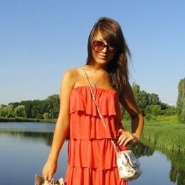 Beautiful girlfriend Anna, 27 yrs.old from Poltava, Ukraine
