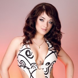 Charming bride Anna, 25 yrs.old from Donetsk, Ukraine