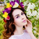 single girl Viktoria, 23 yrs.old from Kiev, Ukraine