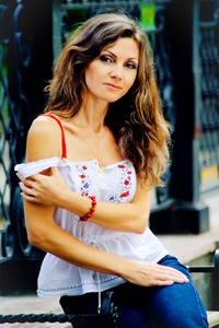 Sexy wife Nataliya, 41 yrs.old from Nikolaev, Ukraine