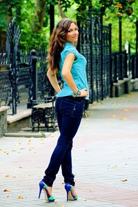 Nice lady Nataliya, 42 yrs.old from Nikolaev, Ukraine
