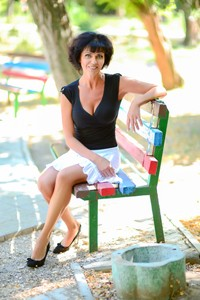 Charming lady Tatiana, 56 yrs.old from Nikolaev, Ukraine