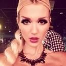 single miss Alona, 25 yrs.old from Kiev, Ukraine