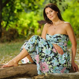 Gorgeous wife Elena, 41 yrs.old from Poltava, Ukraine