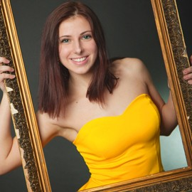 charming mail order bride Anna, 25 yrs.old from Kerch, Russia