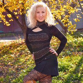 Beautiful pen pal Elena, 44 yrs.old from Kharkov, Ukraine