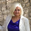 hot mail order bride Nadezhda, 58 yrs.old from Pskov, Russia