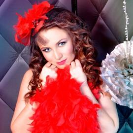 Beautiful girlfriend Victoria, 33 yrs.old from Kharkov, Ukraine