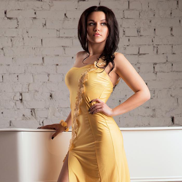 Gorgeous girlfriend Elizaveta, 25 yrs.old from Kiev, Ukraine