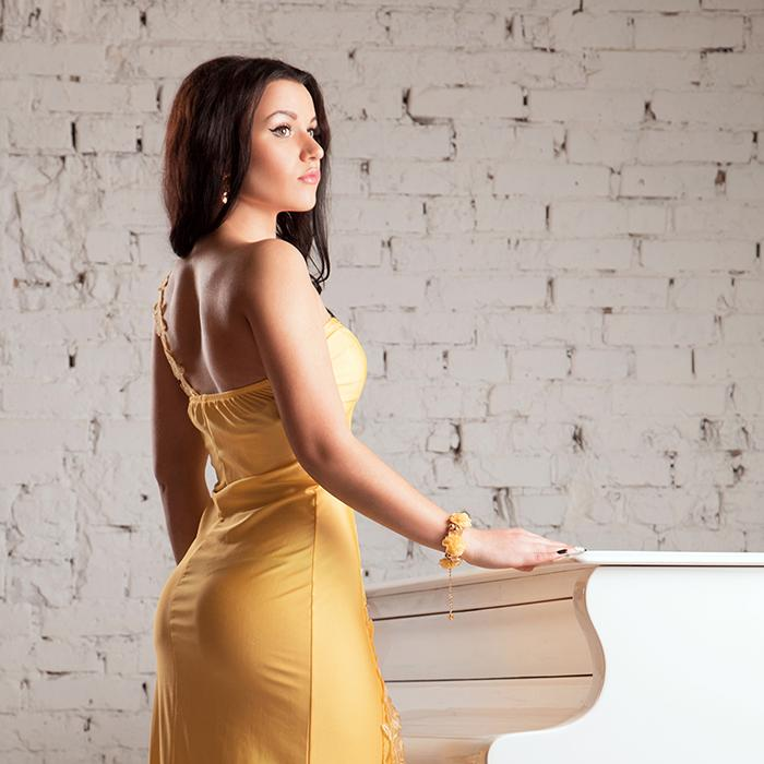 Hot woman Elizaveta, 25 yrs.old from Kiev, Ukraine