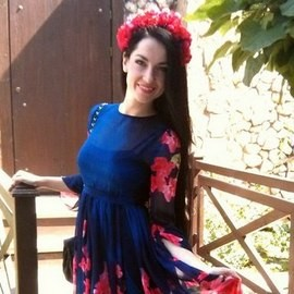Single mail order bride Anna, 27 yrs.old from Kyiv, Ukraine