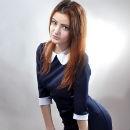 beautiful girlfriend Yana, 20 yrs.old from Kiev, Ukraine