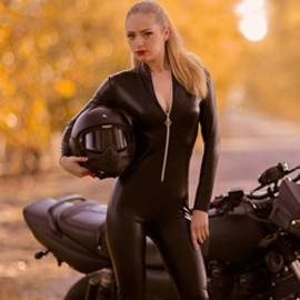 Single lady Oksana, 29 yrs.old from Kiev, Ukraine