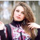 pretty pen pal Alina, 18 yrs.old from Poltava, Ukraine