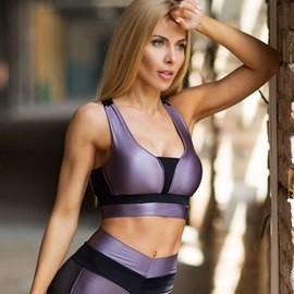 beautiful wife Anna, 33 yrs.old from Kiev, Ukraine