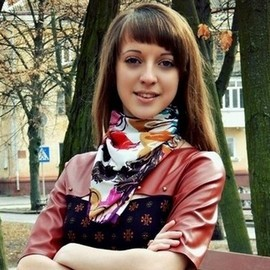 Nice wife Svetlana, 27 yrs.old from Kiev, Ukraine
