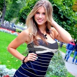 Sexy mail order bride Julia, 23 yrs.old from Kharkiv, Ukraine