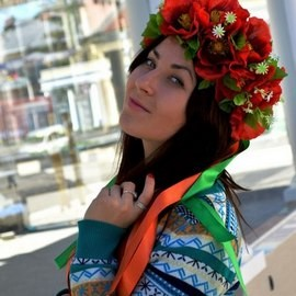 Beautiful mail order bride Victoria, 23 yrs.old from Vinnitsa, Ukraine