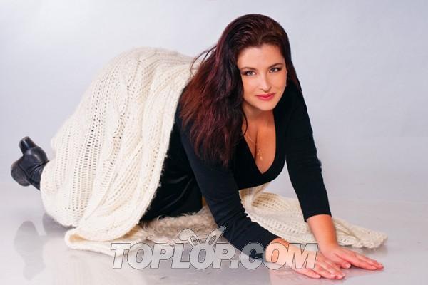 Charming Girlfriend Marina, 36 Yrs.old From Sevastopol