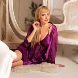 Single lady Zhanna, 32 yrs.old from Kiev, Ukraine