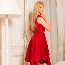Charming miss Zhanna, 32 yrs.old from Kiev, Ukraine