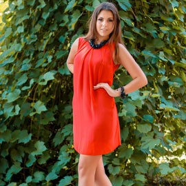 Charming miss Anna, 21 yrs.old from Poltava, Ukraine