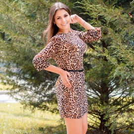Charming wife Anna, 21 yrs.old from Poltava, Ukraine