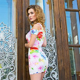Charming mail order bride Alla, 32 yrs.old from Kiev, Ukraine