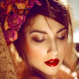 Single girlfriend Oksana, 24 yrs.old from Kiev, Ukraine